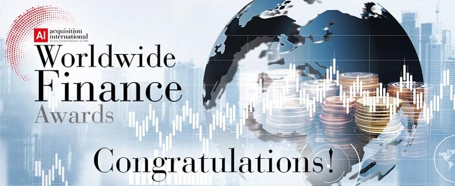 JRFIS Worldwide Finance Award